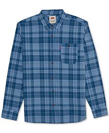 Levi's® Men's End on End Plaid Shirt