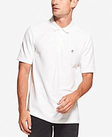 DKNY Men's Solid Polo