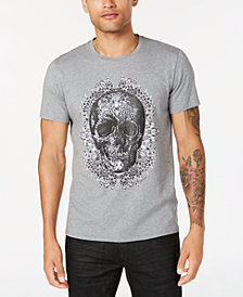Just Cavalli Men's Skull Graphic T-Shirt