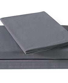 Laura Hart Kids Solid Jersey Twin XL Sheet Set