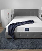 MacyBed 8 Firm Memory Foam Mattress Quick Ship Mattress in a Box - Queen