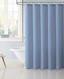 Laura Hart Kids Stripe Shower Curtain