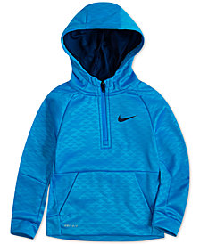 Nike Little Boys Therma-FIT Half-Zip Pullover Hoodie