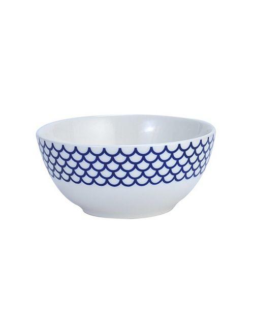 Mikasa Lavina White Cereal Bowl