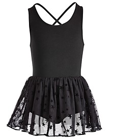 Little Girls Mesh-Tutu Dance Dress, Created for Macy's