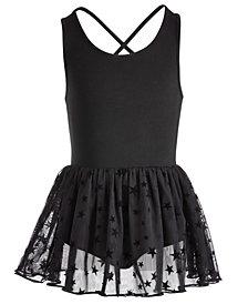 Ideology Little Girls Mesh-Tutu Dance Dress, Created for Macy's