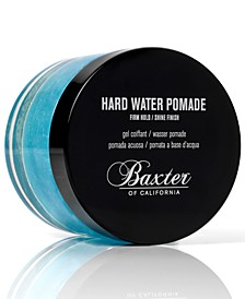 Hard Water Pomade, 2 oz.