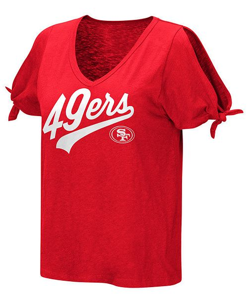 d17892fa1 Product Details. This fantastic Touch by Alyssa Milano Women s NFL First  String T-shirt features classic team ...