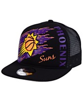 more photos 0e37b ca7ec New Era Phoenix Suns Swipe Trucker 9FIFTY Snapback Cap