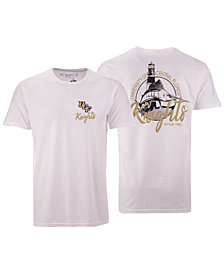Retro Brand Men's University of Central Florida Knights Fishing Graphic T-Shirt