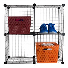 Home Basics Wired Cube Set