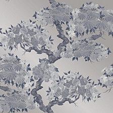 Tempaper Kimono Self-Adhesive Wallpaper