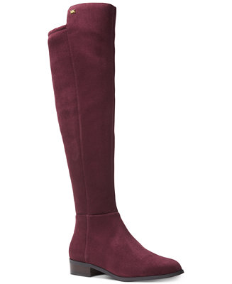 b7416361e3a Michael Kors Bromley Riding Boots & Reviews - Boots - Shoes - Macy's