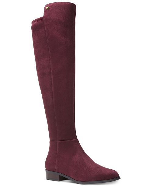 Michael Kors Bromley Riding Boots