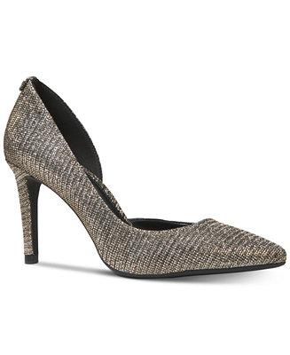 2de4702051b7 Michael Kors Dorothy Flex d Orsay Pumps   Reviews - Pumps - Shoes - Macy s