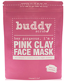 Buddy Scrub Pink Clay Face Mask