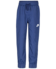 Nike Little Boys Woven Jogger Pants