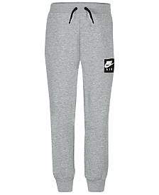 Nike Little Boys Air Logo Knit Pants