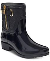 38a8332cfe98cd Tommy Hilfiger Women s Francie Rain Boots
