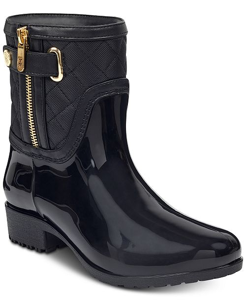 f66560d18633c ... Tommy Hilfiger Women s Francie Rain Boots