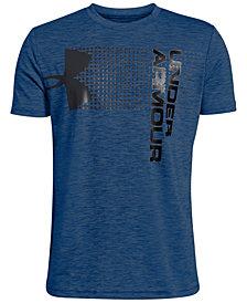 Under Armour Big Boys Crossfade Graphic T-Shirt