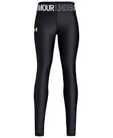 Under Armour Big Girls Leggings