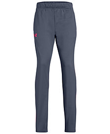 Under Armour Big Girls Tech Track Pants