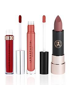 Buy 1 Anastasia Beverly Hills Lip Product, Get 1 FREE!