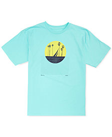 Nautica Men's Colorblocked Sun Graphic T-Shirt