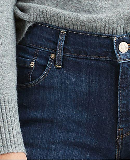 ba8f4bed0 Levi s 505™ Straight-Leg Jeans   Reviews - Jeans - Women - Macy s