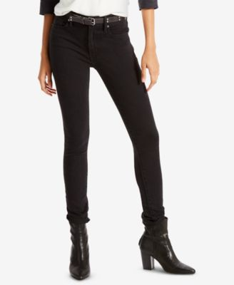 721 High-Rise Ripped Skinny Jeans