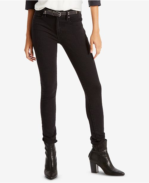 c54c057d Levi's 721 High-Rise Skinny Jeans & Reviews - Jeans - Women - Macy's
