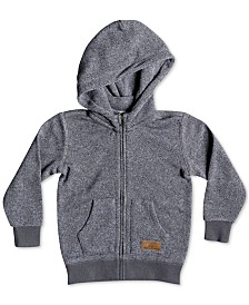 Quiksilver Toddler Boys Keller Full-Zip Sweatshirt