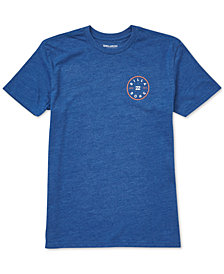 Billabong Big Boys Rotor Logo Graphic Cotton T-Shirt