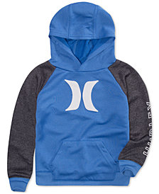 Hurley Toddler Boys Dri-FIT Solar Icon Hoodie