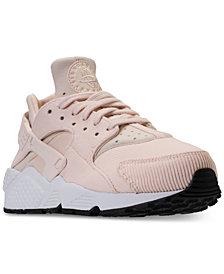 Nike Women's Air Huarache Run SE Running Sneakers from Finish Line