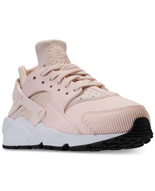 new concept fa280 bfc3e ... Nike Women s Air Huarache Run SE Running Sneakers from Finish ...