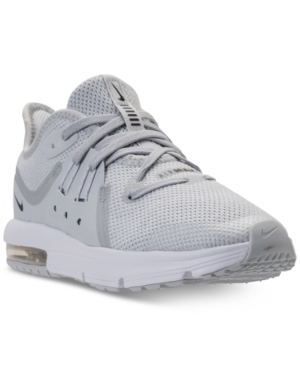 Nike Little Boys Air Max Sequent 3 Running Sneakers from Finish Line