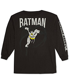 DC Comics Big Boys Batman Cotton T-Shirt