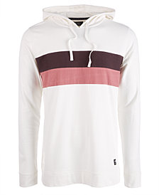 Ezekiel Men's Hudson Stripe French Terry Hoodie