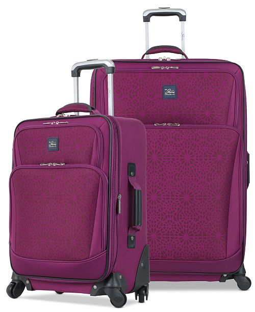 e5634550e Skyway Epic Expandable Spinner Luggage Collection & Reviews ...