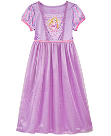 AME Little & Big Girls Disney Princess Rapunzel Nightgown