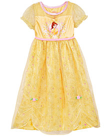 AME Toddler Girls Disney Princess Belle Nightgown