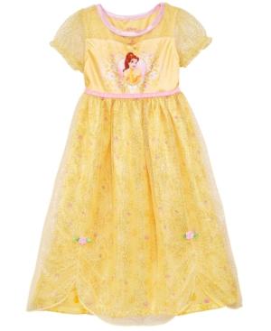 Ame Toddler Girls Disney Princess Belle Nightgown
