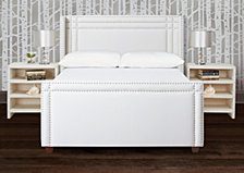 Elle Upholstered Bed