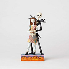 CLOSEOUT! Enesco Jim Shore Harvest Nightmare Jack and Sally