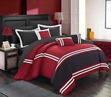 Chic Home Zarah 10 Piece King Comforter Set