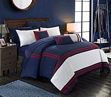 Chic Home Zarah 10 Piece Queen Comforter Set