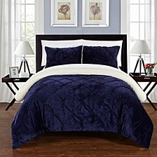 Josepha 3-Pc. Comforter Set Collection
