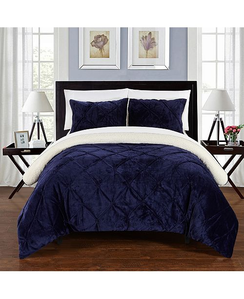 Chic Home  Josepha 3-Pc. Comforter Set Collection
